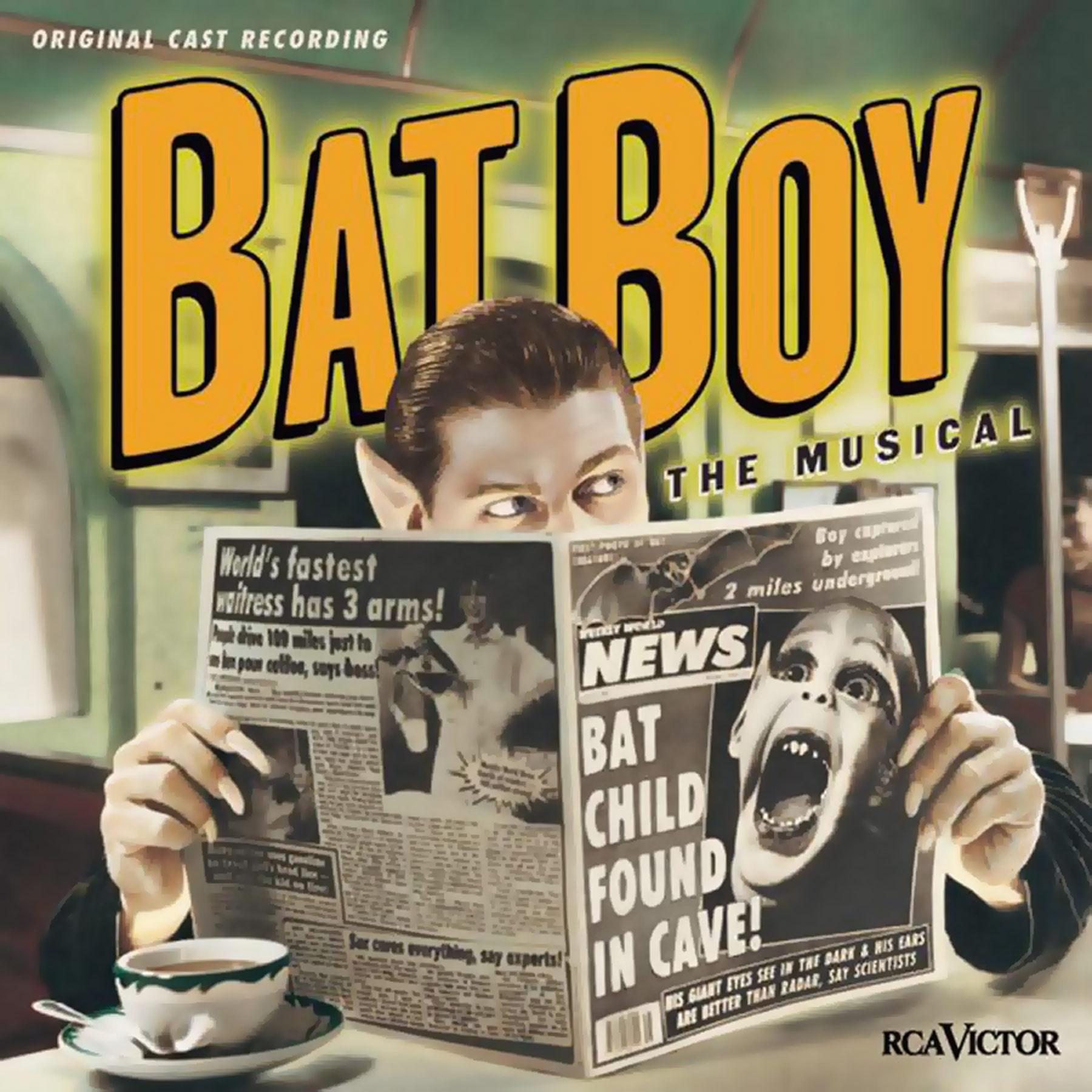 """Musical Theatre Works """"Bat Boy"""""""