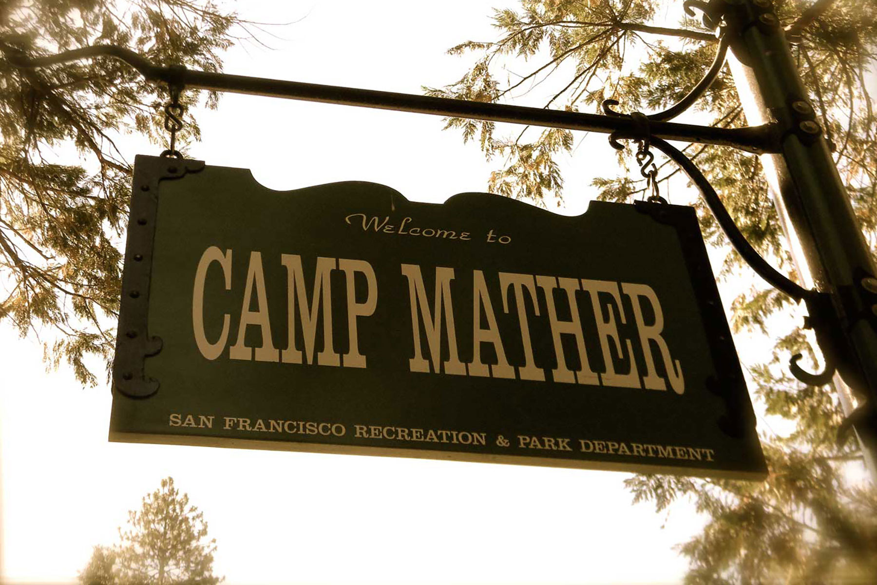 Summer Camp at Camp Mather
