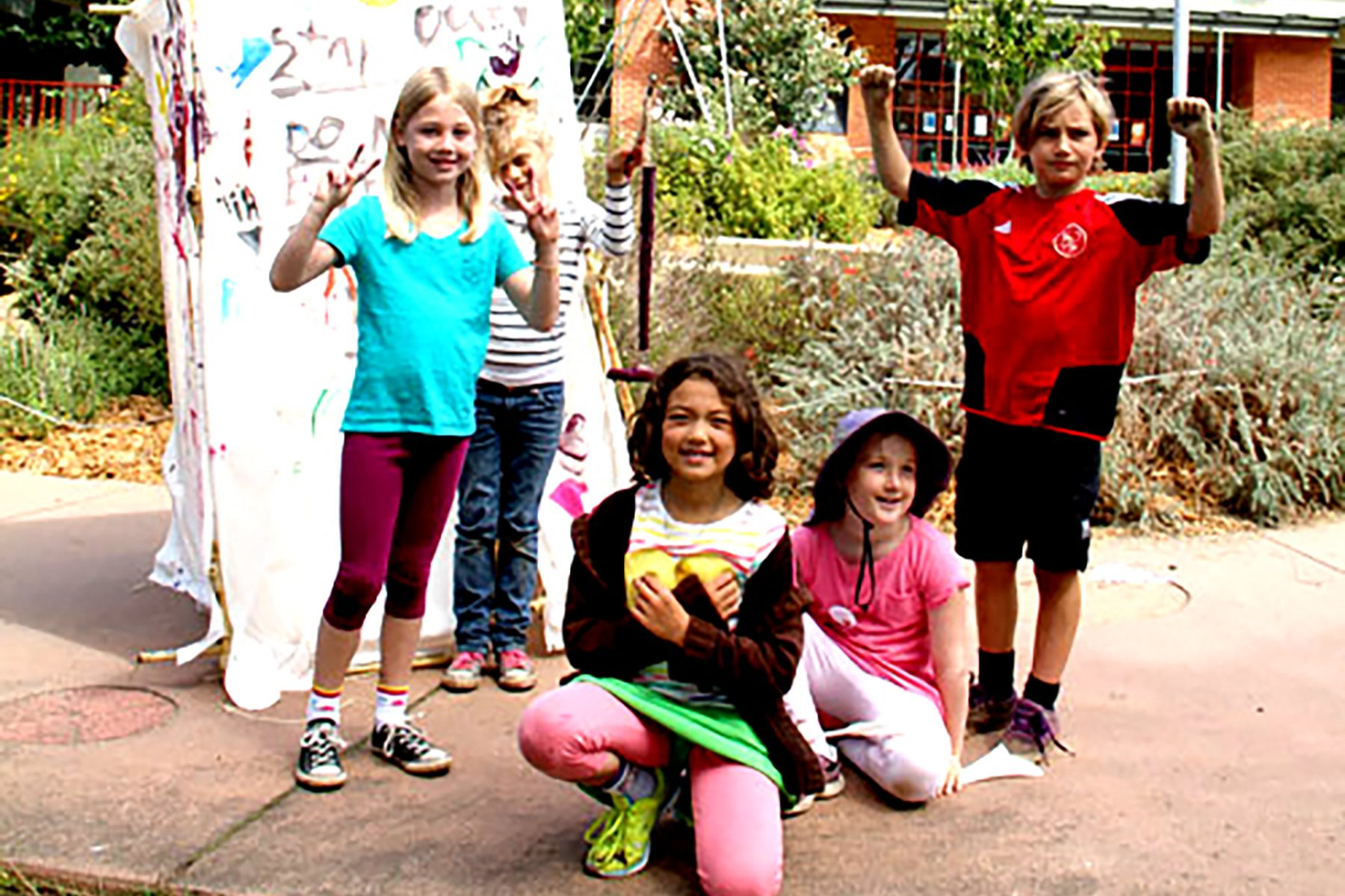 Randall Museum Day Camps