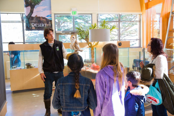 "<span class=""callout"">Cancelled</span> Meet the Animal Keepers: Live Animal Presentations @ Randall Museum 