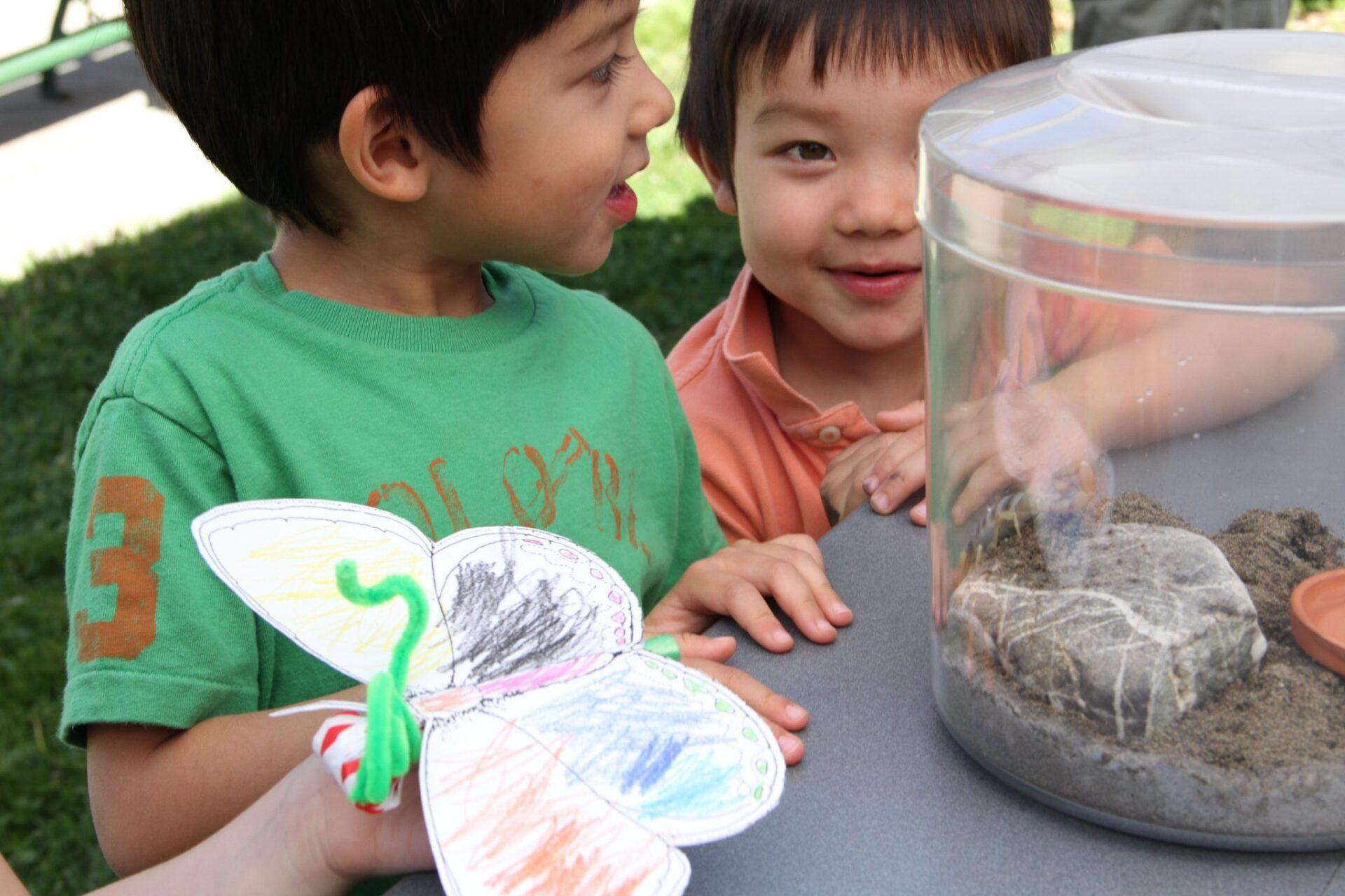 Fun Family Activities at Randall Museum