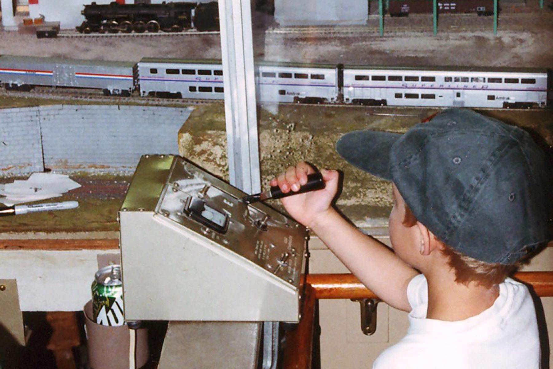 Golden Gate Model Railroad Club
