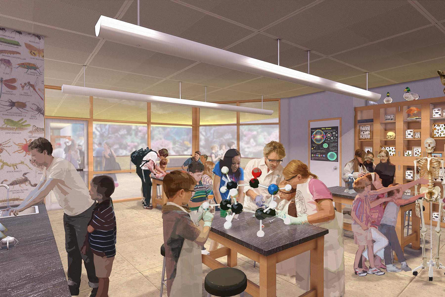 Natural Sciences Lab
