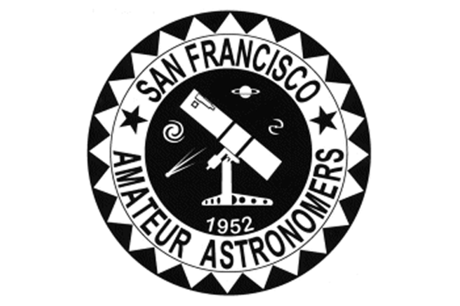 San Francisco Amateur Astronomers logo