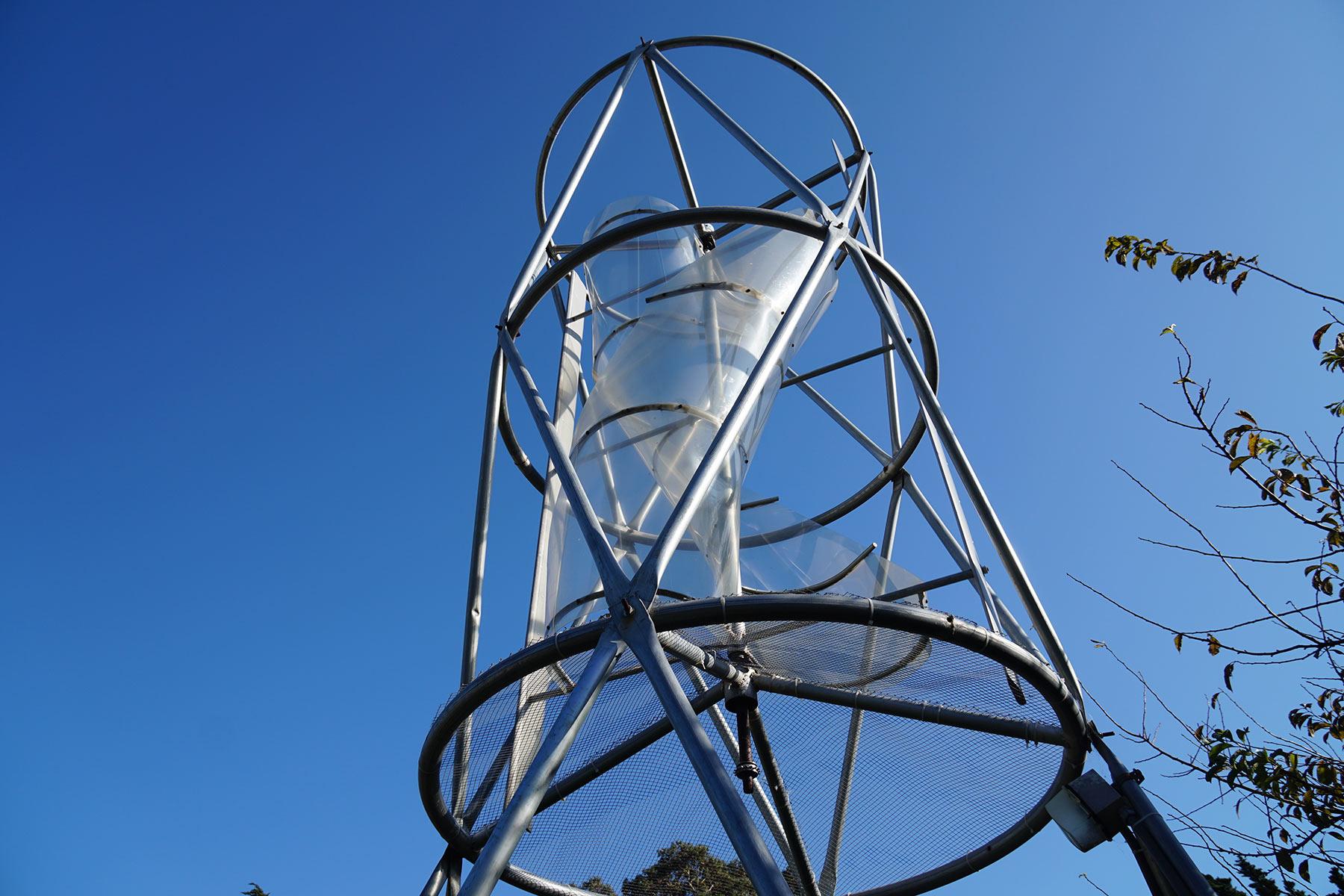 Randall Museum Wind Turbine